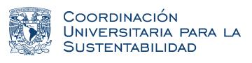 Coordinación Universitaria para la Sustentabilidad (COUS) de la UNAM